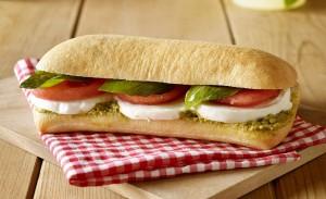 mozarella-panini